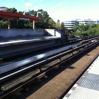 Photo taken at Pleasant Hill/Contra Costa Centre BART Station by Tina on 8/9/2012