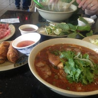 Photo taken at Pho Ha by Monica L. on 3/3/2012
