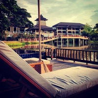 Photo taken at Le Méridien Chiang Rai Resort, Thailand by Fernando C. on 5/3/2012