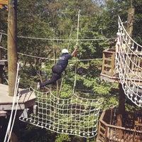 Photo taken at Terrapin Adventures by Weikerken A. on 8/29/2012