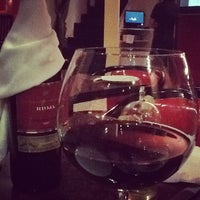 Photo taken at Chez Vous French Bistro by Marcie K. on 2/20/2012