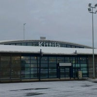Photo taken at Kittilä Airport (KTT) by István M. on 3/17/2012