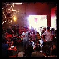Photo taken at Fullsteam Brewery by Sam V. on 6/2/2012