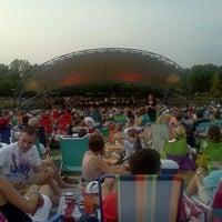 Photo taken at Symphony Park by Brooke B. on 7/4/2012