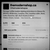 Photo taken at The Modern Shop by The M. on 6/30/2012