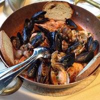 Photo taken at Pizzeria Alba by Femidaxxx on 7/18/2012