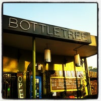 Photo taken at Bottletree Cafe by Andy G. on 6/29/2012
