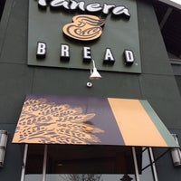 Photo taken at Panera Bread by Felice L. on 3/14/2012