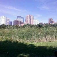Photo taken at Loring Park by Morgan J. on 8/17/2012