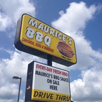 Photo taken at Maurice's BBQ Piggie Park by Daryl S. on 9/7/2012
