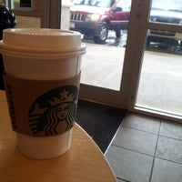 Photo taken at Starbucks by Pier B. on 6/22/2012