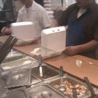 Photo taken at Freebirds World Burrito by Karen K. on 5/28/2012
