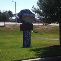 Photo taken at Car Wash Express by Matt M. on 5/10/2012