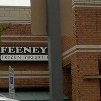 Photo taken at Feeney's Frozen Yogurt by Gene W. on 5/13/2012