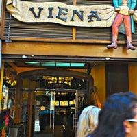 Photo taken at Viena by Jose N. on 6/20/2012