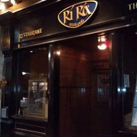 "Photo taken at Rí Rá Irish Pub by Bernadette  ""Berni"" V. on 2/18/2012"