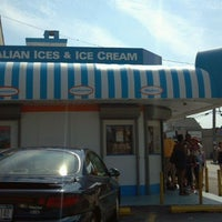 Photo taken at Ralph's Italian Ices by Angela C. on 5/28/2012
