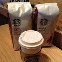 Photo taken at Starbucks by Sandra S. on 4/10/2012