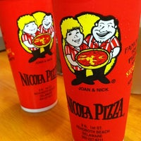 Photo taken at Nicola Pizza by Francis L. on 8/19/2012