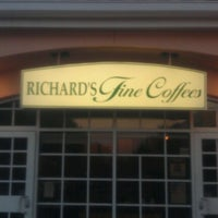 Photo taken at Richard's Fine Coffees by David T. on 6/22/2012