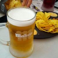 Photo taken at 100 Montaditos by Jose Manuel G. on 7/3/2012