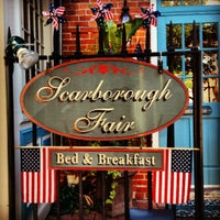 Photo taken at Scarborough Fair Bed & Breakfast by Barry W. on 6/17/2012