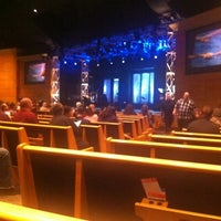 Photo taken at Harvest Christian Fellowship by Nicole N. on 2/19/2012