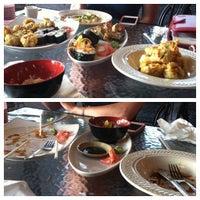 Photo taken at Sakura Japanese Restaurant by Michelle H. on 5/23/2012