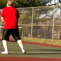 Photo taken at Robe Ann Park by Rebecka D. on 3/13/2012