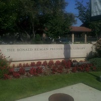 Photo taken at Ronald Reagan Presidential Library and Museum by Peter R. on 7/3/2012