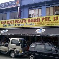 Photo taken at The Roti Prata House by Hutomo D. on 7/13/2012