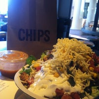 Photo taken at Chipotle Mexican Grill by Hazel E. on 4/28/2012