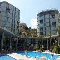 Photo taken at Hotel Agora Spa & Resort **** by Javier U. on 7/10/2012