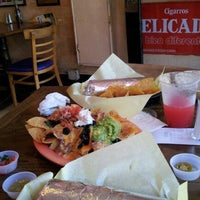 Photo taken at Pancho's Salsa Bar & Grill by Vol T. on 9/9/2012