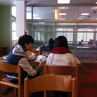 Photo taken at Richmond Public Library - Brighouse by Malcom K. on 3/1/2012