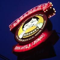 Photo taken at Redamak's Tavern by Kyle J. on 3/1/2012
