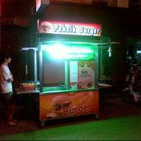 Photo taken at Pakcik Burger by fam on 5/17/2012