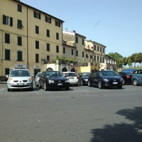 Photo taken at Piazza Santa Maria by Luca G. on 7/1/2012