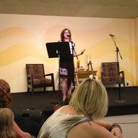 Photo taken at Creative Center For Spiritual Living by Viveka v. on 5/11/2012