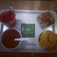 Photo taken at EXKi by Camille D. on 9/13/2012