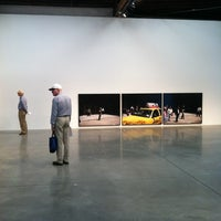 Photo taken at Pace Gallery by Patricio P. on 4/21/2012