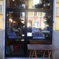 Photo taken at Studio 51 Antichita e Restauro by Damien H. on 4/10/2012