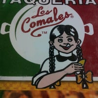 Photo taken at Taquería Los Comales 3 by Lisa C. on 6/16/2012