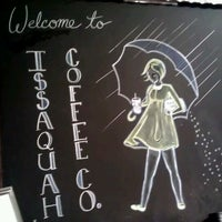 Photo taken at Issaquah Coffee Company by Mandy on 2/19/2012