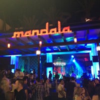 Photo taken at Mandala by Alfredo G. on 4/7/2012
