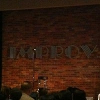 Photo taken at Improv Comedy Theater by Lauren S. on 5/6/2012