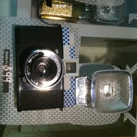 Photo taken at Lomography Gallery Store Gramercy by Nicole T. on 3/2/2012