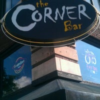 Photo taken at The Corner Bar by Tim N. on 8/24/2012