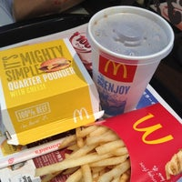 Photo taken at McDonald's by Keith S. on 5/6/2012