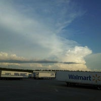 Photo taken at Walmart Distribution by Robby P. on 6/12/2012